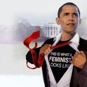 Obama et les féministes ??