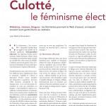 Dans La Gazette des femmes de novembre-décembre 2009