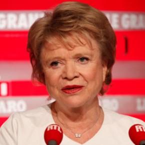 Laissez-moi vous présenter Eva Joly, candidate à l'élection présidentielle en France.