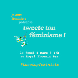 Retweete ton féminisme!