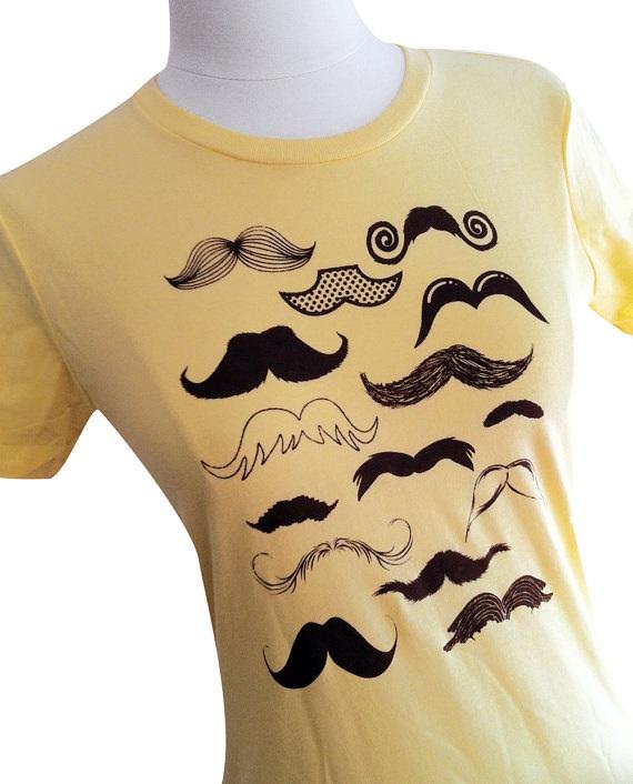 t-shirt-moustache