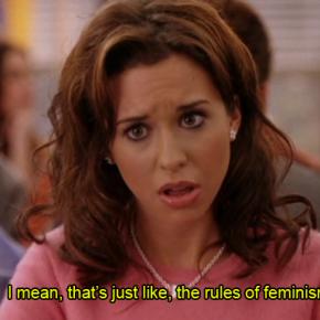 Le risque de passer pour une mauvaise féministe