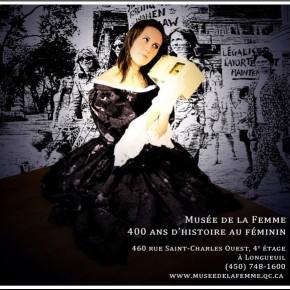 Le Musée de la Femme ou l'Histoire occultée du Canada français