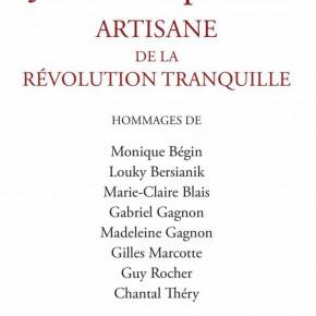 Jeanne Lapointe: cette littéraire féministe
