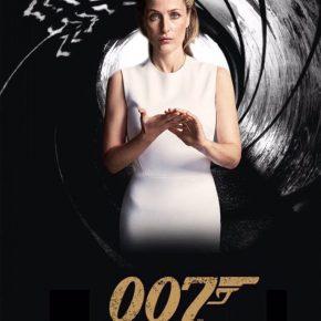L'agente Scully deviendra-t-elle l'agente 007 ?